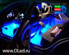 Светодиодная подсветка салона