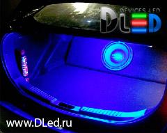 Светодиодная подсветка багажника