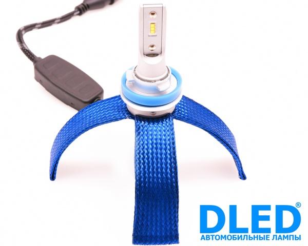 Cветодиодная автомобильная лампа H11 SMART3 DLED