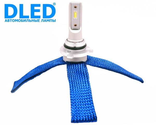 Светодиодная автомобильная лампа H7 SMART3 DLED