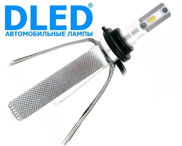 Автолампа светодиодная hb3 SMART2 DLED